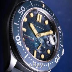 NEW Spinnaker Croft Automatic Blue AUTHORIZED DEALER