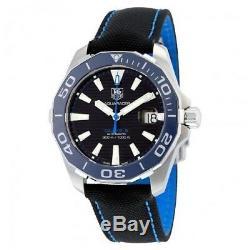 NEW TAG Heuer Aquaracer Men's Automatic Watch WAY211B. FC6363