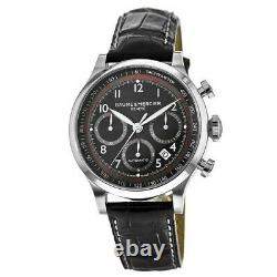 New Baume & Mercier Capeland Chronograph 42mm Automatic Men's Watch 10084