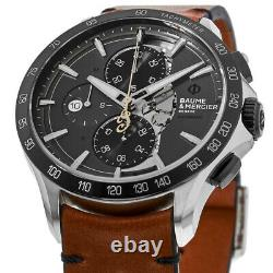 New Baume & Mercier Clifton Automatic Limited Edition Indian Men's Watch 10402