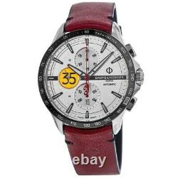 New Baume & Mercier Clifton Automatic Limited Edition Silver Men's Watch 10404