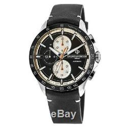 New Baume & Mercier Clifton Club Automatic Chronograph Black Men's Watch 10434