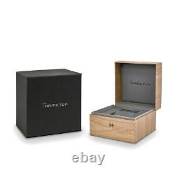 New Hamilton Khaki Field Murph Automatic Black Dial Men's Watch H70605731
