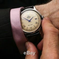 New ORIENT Bambino SAC00009N0 Mechanical Automatic Watch Japan F/S Tracking