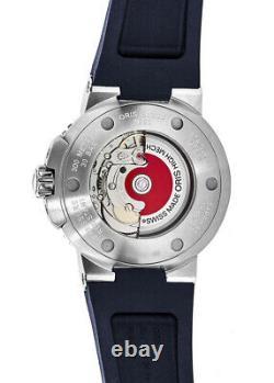 New Oris Aquis Date Automatic Blue Men's Watch 01 733 7730 4135-07 4 24 65EB