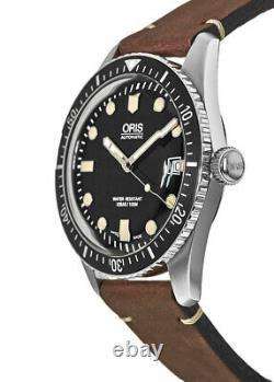 New Oris Divers Sixty- Five Automatic Men's Watch 01 733 7720 4054-07 5 21 45