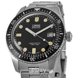 New Oris Divers Sixty- Five Automatic Men's Watch 01 733 7720 4054-07 8 21 18