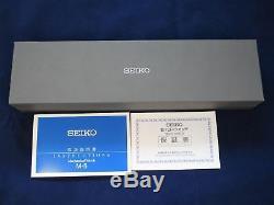 New! SEIKO MECHANICAL ALPINIST SARB017 Automatic Mens Watch Japan! (No Ship EU)