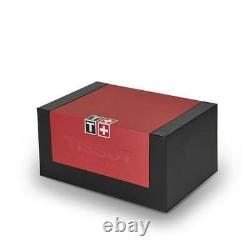 New Tissot PRS 516 Automatic Chronograph Black Men's Watch T100.427.36.201.00