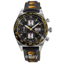 New Tissot T-Sport PRS 516 Automatic Chronograph Men's Watch T91.1.427.81