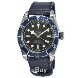 New Tudor Black Bay 41 Automatic Blue Bezel Blue Men's Watch 79230B-0002
