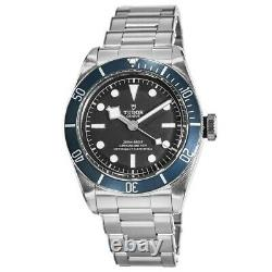 New Tudor Black Bay 41 Automatic Blue Bezel Stainless Men's Watch M79230B-0008