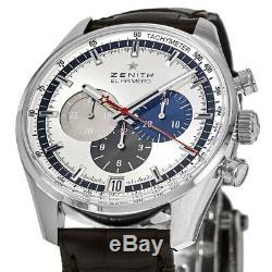 New Zenith Chronomaster El Primero Automatic Men's Watch 03.2040.400/69. C494