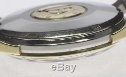 OMEGA Constellation Pie Pan Dial cal. 561 Automatic Leather Belt Men's 429029