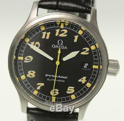OMEGA Dynamic Date 5200.50 Automatic Men's Wrist Watch 490955