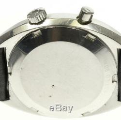 OMEGA Geneva Chronostop Date cal. 920 gray Dial Automatic Men's Watch 521264