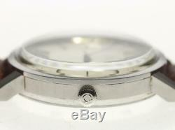 OMEGA Geneva Date Cal. 1012 Silver Dial Automatic Men's Watch 461606