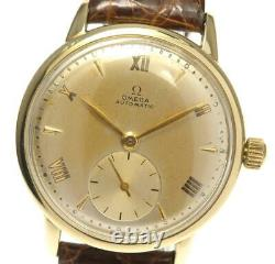 OMEGA Harfloter Antique Small Second Silver Dial Automatic Men's Watch(s) 514776