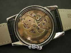 OMEGA SEAMASTER Automatic Date 24 Jewels Cal 562 Men's Watch Nice Collection