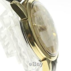 OMEGA Seamaster Antique cal. 503 Date gold Dial Automatic Men's Watch 554246