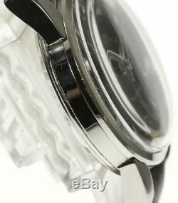 OMEGA Seamaster cal, 501 Black Dial Automatic Men's Watch 536472