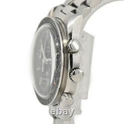 OMEGA Speedmaster 3510.50 Chronograph black Dial Automatic Men's Watch E#97715
