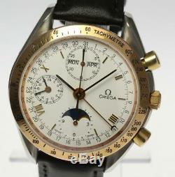 OMEGA Speedmaster Triple calendar 175.0034 Automatic Men's Watch 508531