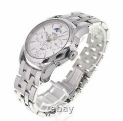 ORIS Artelier 7546 Triple calendar White Dial Automatic Men's Watch U#100283
