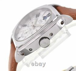 ORIS Frank Sinatra Complication 7572 Back schedule Automatic Mens Watch S#100208