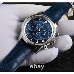 Omega 431.13.42.51.03.001 Men's De Ville Blue Automatic Watch
