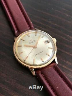 Omega Automatic Seamaster Gold & Steel Cal. 562 Ref. 166.002