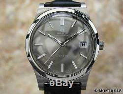 Omega Geneve Men's 36mm Swiss Made Automatic 1970s Vintage Watch JL218