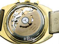 Omega Seamaster Jedi Chronograph Ref. 176.005 Automatic Vintage Mens Watch