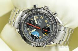 Omega Speedmaster Mark 40 Triple Date 39MM Stainless Steel Automatic 3520.53