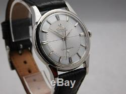 Omega Vintage 1960's Constellation Pie Pan Automatic Pre-Owned Mens Watch. 34mm