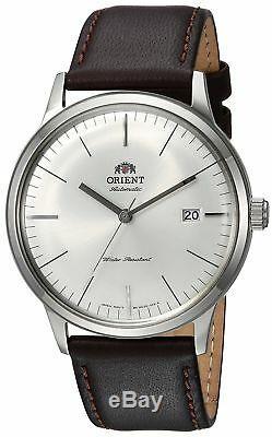 Orient 2nd Gen Bambino Version 3 Automatic Leather Watch AC0000EW FAC0000EW0