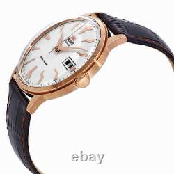 Orient 2nd Generation Bambino Automatic White Dial Men's Watch FAC00002W0