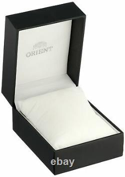Orient Bambino Version IV Automatic Stainless Steel Watch FAC08003A0 NEW