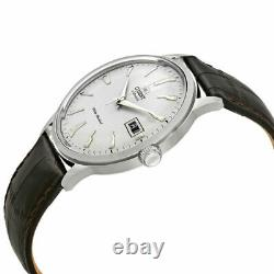 Orient FAC00005W 2nd Gen. Bambino Version 1 Automatic Brown Leather Men's Watch
