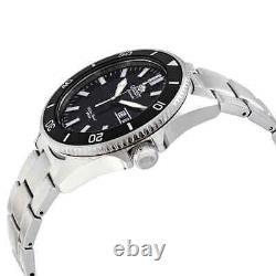 Orient Kanno Automatic Black Dial Men's Watch RA-AA0008B19B