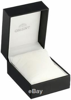 Orient Men's'2nd Gen. Bambino Ver. 2' Japanese Automatic Stainless Steel and