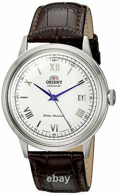 Orient Men's'2nd Gen. Bambino Ver. 2' Japanese Automatic Watch FAC00009W0