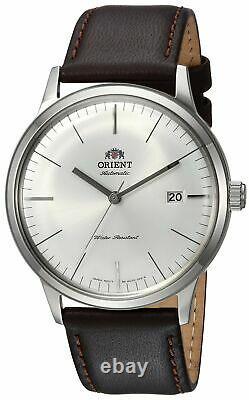 Orient Men's'2nd Gen. Bambino Ver. 3' Japanese Automatic Watch FAC0000EW0