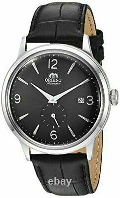 Orient Men's Bambino Small Seconds Automatic Watch Leather Strap RA-AP0005B10A
