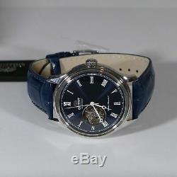 Orient Open Heart Blue Dial Automatic Men's Watch FAG00004D