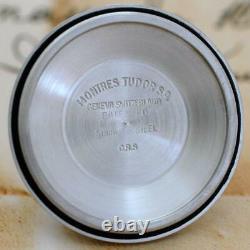 Original Rolex Tudor Prince Oysterdate Automatic Mint Blue Dial Ss Gents Watch