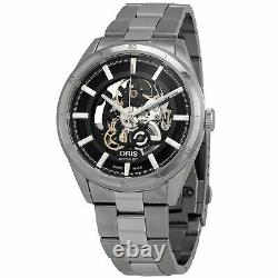 Oris 01 734 7751 4133-07 8 21 87 Men's Artix GT Grey Automatic Watch