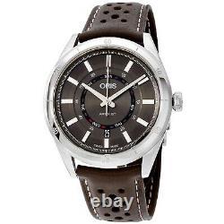Oris 01 735 7751 4153-07 5 21 09FC Men's Artix GT Grey Automatic Watch