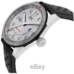 Oris Audi Sport Automatic Movement Silver Dial Men's Watch 74777014461LS