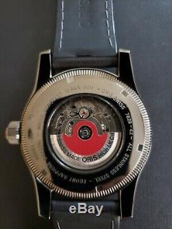 Oris Big Crown Gray PVD Automatic Mens Watch 01 733 7629 4263